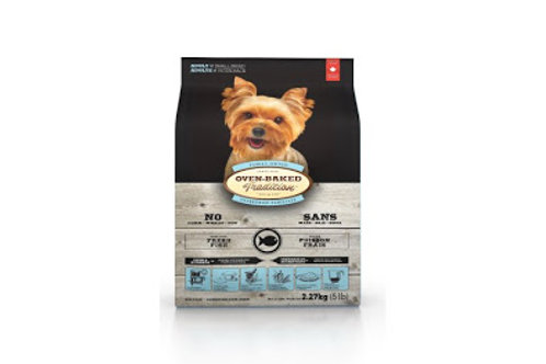 Poisson Petites Bouchées Oven-Baked Tradition Chien Animal Expert St-Bruno