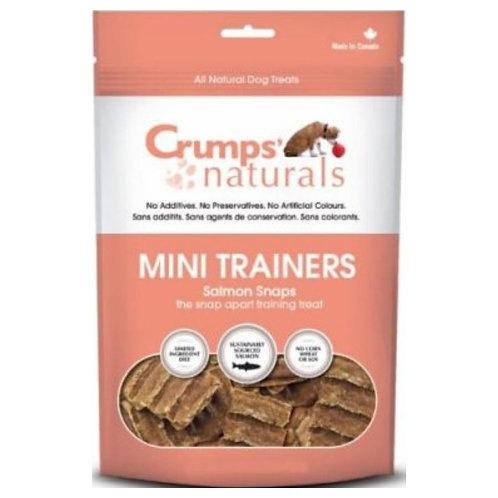 Mini-Bouchées D'entrainement à Craquer Saumon Crumps