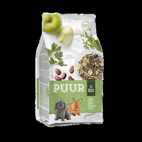 Muesli-gourmet-jeunes-lapins-pomme-Witte-Molen-Animal-Expert-St-Bruno