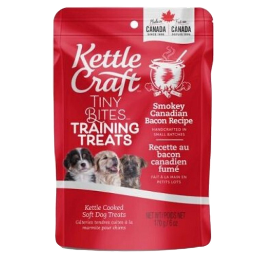 Petites bouchees entrainement Kettle Craft pour chien Animal Expert St-Bruno