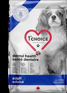 Santé Dentaire Toutes Races au Poulet 1st Choice
