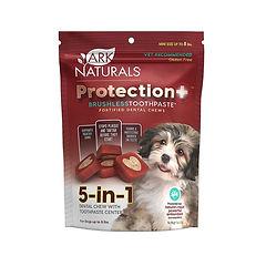 Dentifrice 5 en 1 Ark Naturals chien 8 lbs