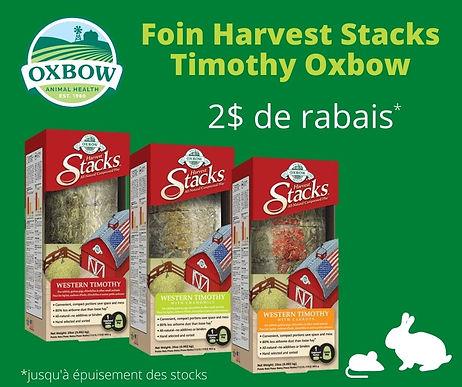 Foin-Harvest-Stacks-Timothy-rongeurs-Oxbow-Animal-Expert-St-Bruno