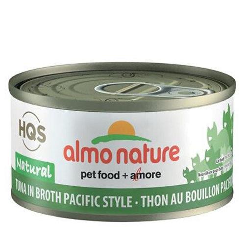 Thon du Pacifique Almo Nature HQS complete pour chat Animal Expert St-Bruno