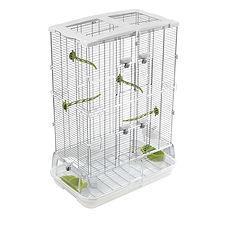 Cage pour oiseaux moyens Vision