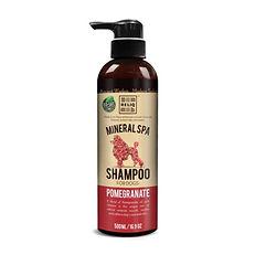Shampooing à la grenade mineral spa Reliq