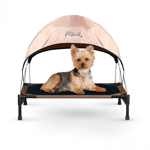Auvent Pet Cot Canopy petit chien Animal Expert St-Bruno
