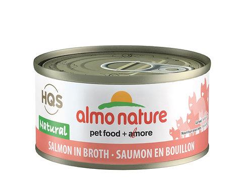 Saumon au Naturel HQS Natural Almo Nature
