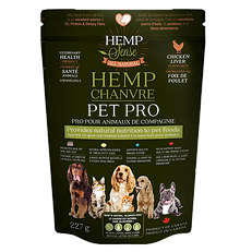 Complément Hemp chanvre Pet Pro par Hemp Sense