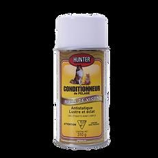 Conditionneur de pelage huile de vison Hunter