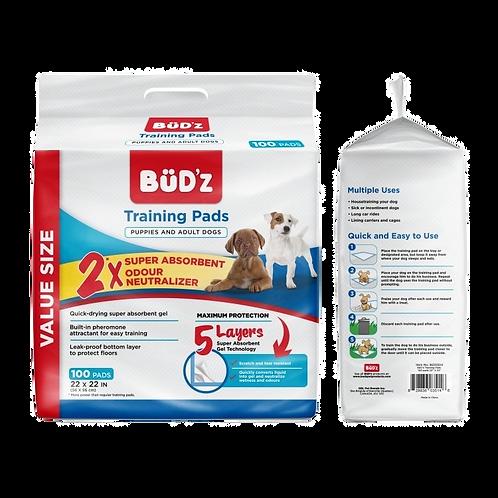 Büd'z tapis d'entrainement à la propreté pour chien