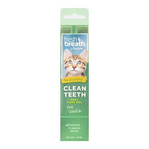 Gel-soin-bucco-dentaire-Tropiclean-chat-Animal-Expert-St-Bruno