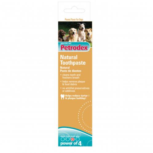 Dentifrice naturel Petrodex Sentry pour chien Animal Expert St-Bruno
