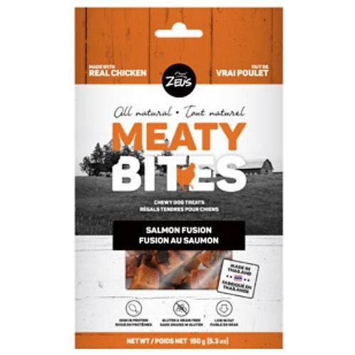 Bouchées Meaty Bites Zeus Fusion au Saumon