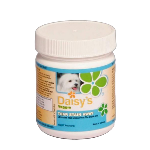 Nettoyant yeux Daisys Veggie pour chien chat Animal Expert St-Bruno