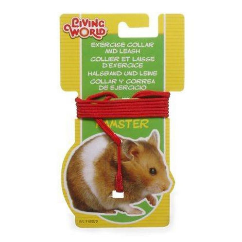 Collier-laisse-exercice-hamster-Living-World-Animal-Expert-St-Bruno