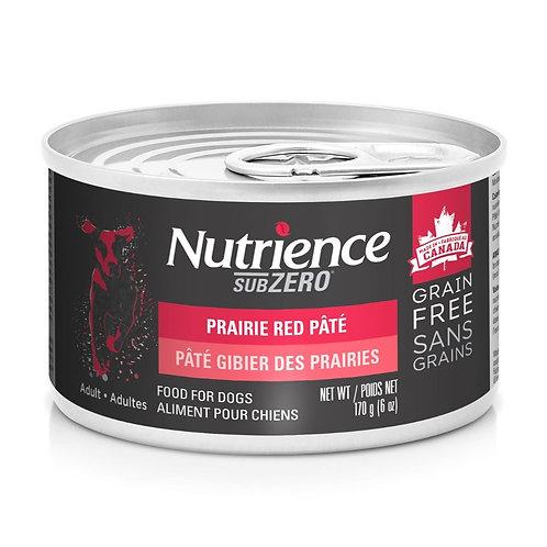Pate Gibier des prairies Subzero Nutrience pour chien Animal Expert St-Bruno