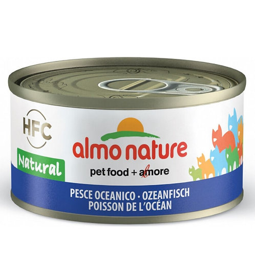 Poisson ocean Almo Nature HQS complete pour chat Animal Expert St-Bruno