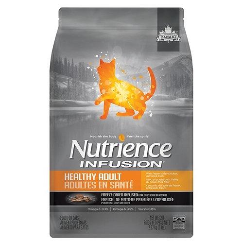 Nutrience Chats Adultes en Santé Poulet