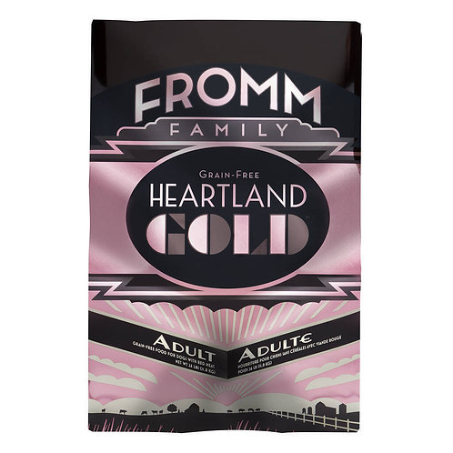 FROMM Gold Heartland Chien Adulte