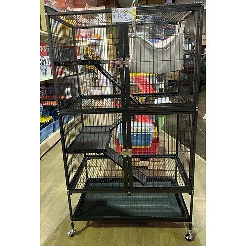Cage-acier-furets-rongeurs-Animal-Expert-St-Bruno