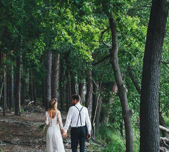 Casarse en el bosque