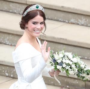 Princesa de York - Boda real