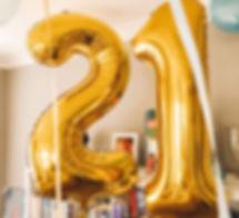 Organización de aniversarios