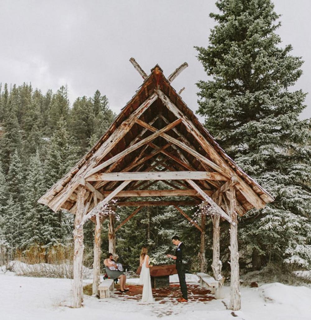 Casarse en la montaña