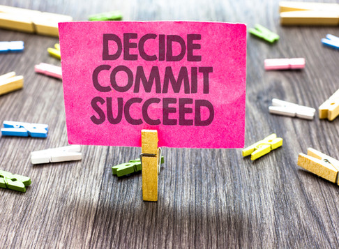 """We are all """"committed"""" . . . but to what???"""