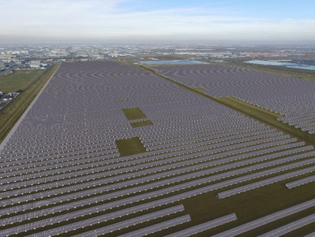 Featured Work: Calgary's First Utility Scale Solar Energy Production Facility