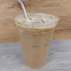 whipped iced coffee