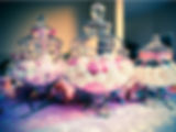 Sweet Secrets Table Decoration