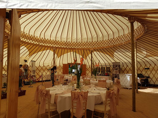 Venue Ceiling Styling