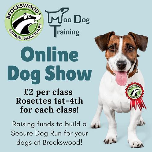 Online Dog Show 2020