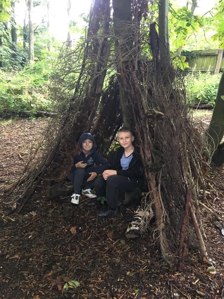 Bushcraft Sessions: Woodland Survival