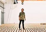 Lukas Loske, Munition für die Kunst (der erste Krieg), Halle 50, Akademie der Bildenden Künste München, Aktionskunst, Fotoklasse, Kunst, Adbk, Aktion, Domagkateliers