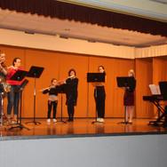 Classe de flûte