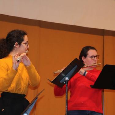 Classe de flûte - Soirée Autour