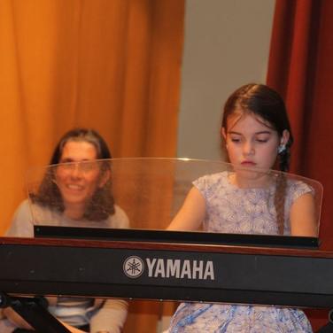 Classe de piano - Soirée Autour 2019