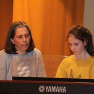 Classe de piano - Soirée Autour