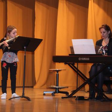 Duo flûte - piano