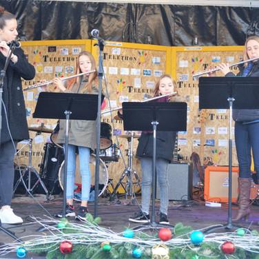 Ensemble de flûte