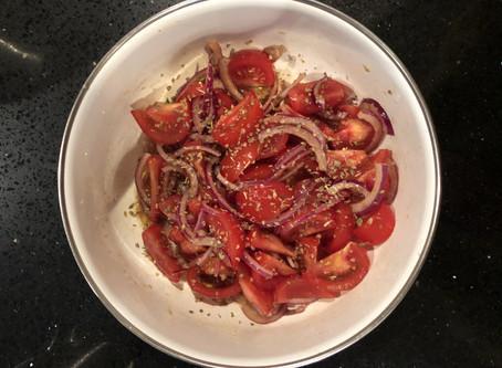 Tomato & Onion Salad