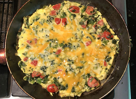 Easiest Frittata Ever (+ Mini Quiches!)