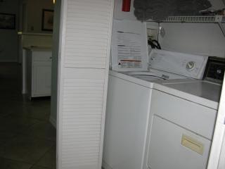 fullsize washer dry