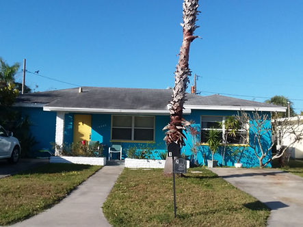 Street View of KATHI'S BEACHSIDE VILLA #1
