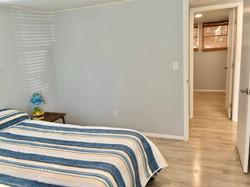 bedroom to halll