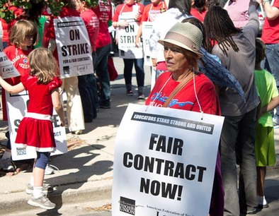 The Fight to Keep Schools Closed has Proven Thomas Sowell Right About Teachers' Unions