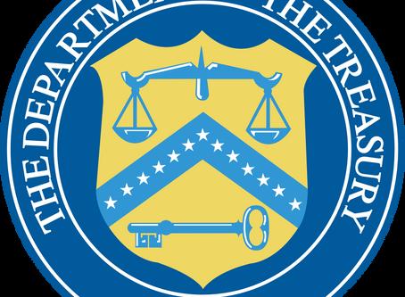 U.S. Department of the Treasury (Summer)